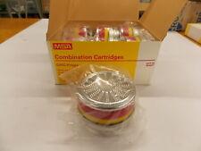 6 Pack MSA 464027 GMC-H Combination Cartridges Pesticides Organic Vapor T5