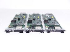 Foundry NetIron NI-MLX-MR MLX Module, LOT OF 3,TESTED with 1024MB DRAM INSTALLED