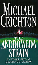 The Andromeda Strain by Michael Crichton (Paperback, 1995)