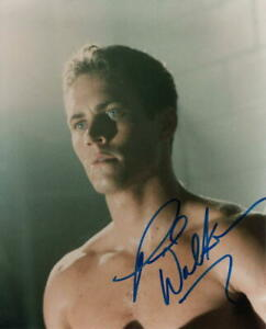 PAUL WALKER SIGNED AUTOGRAPH 8X10 PHOTO - FAST AND THE FURIOUS STUD, RARE W/ JSA