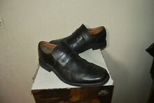 CHAUSSURE CUIR  CLARKS  TAILLE 44,5 LEATHER SHOES/ZAPATOS/SCARPE TBE UK 10 G
