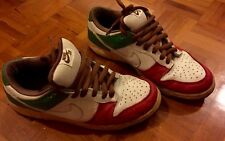 """Rare Limited Edition Authentic Cinco De Mayo """"Mexico """"Nike Sb Dunk Low US10 UK9"""