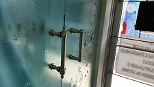 """SHOWER DOOR HANDLES TRADITIONAL, SPINDLE, VICTORIAN 6"""" BACK TO BACK"""
