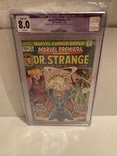 Marvel Premiere #13 CGC 8.0 Marvel 1/74🔥🔥🔥