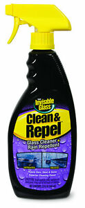 Invisible Glass Clean & Repel 643Ml - Glass Cleaner With Rain Repellent