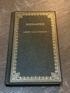 VINTAGE - KIDNAPPED - Robert Louis Stevenson - THE PEEBLES CLASSIC LIBRARY