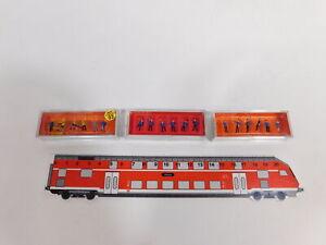 CT285-0,5# 3x Preiser Spur N Set Figuren: 79011/79012 Bahnpersonal etc, NEUW+OVP