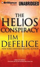 The Helios Conspiracy by Jim DeFelice (2013, CD, Unabridged)