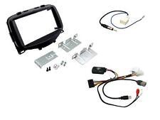 Connects2 ctkct02 CITROEN C1 2014 su Stereo Doppio DIN Facia Kit di montaggio