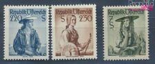 Österreich 978-980 postfrisch 1952 Trachten (7827365