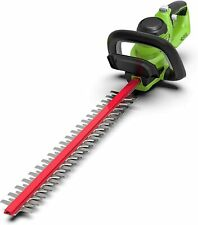 Greenworks Taille-haie 40V Lithium-ion no batterie no chargeur Neuf Envoi Suivi