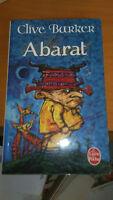 Clive Barker - Abarat - Le livre de Poche