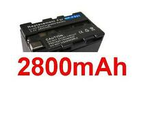 Battery 2800mAh type NP-FS20 NP-FS21 NP-FS22 For Sony DCR-PC1