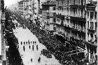 New 5x7 Photo: President Abraham Lincoln Funeral Procession in New York City