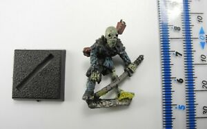 UNDEAD SAMURAI Metal C18 Zombie Vampire Counts Army Painted Warhammer 1980s 74