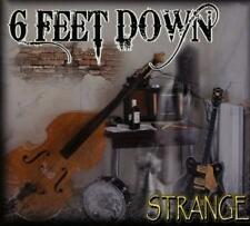 6 feet Down-Strange CD (psychobilly) Nekromantix