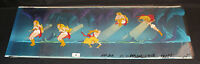 Original He-Man Masters of the Universe Animation Cel Painted Background 85A 7