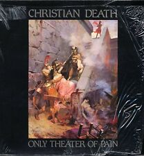 "CHRISTIAN DEATH ""ONLY THEATRE OF PAIN"" ORIG FR 1983 M-/M-"