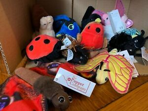 The Puppet Company COLLECTION OF FINGER PuppetS new with tags uk seller