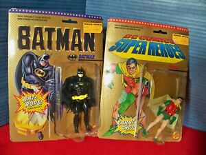 Batman Action Figure 7 Robin Action Figure Toy Biz 1990