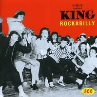 Various Artists - King Rockabilly / Various [New CD] UK - Import