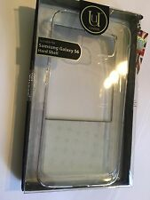 Samsung Galaxy S6 Hard Shell Case Crystal Clear UUSGS6PCHS02 - UUnique of London