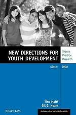 Where Youth Development Meets Mental Health and Education: The RALLY Approach: N