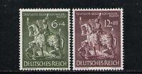 ALEMANIA/GERMANY 1943 MNH SC.B247/B248 Goldsmith Society