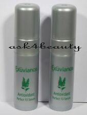 Lot Of 2 Exuviance Antioxidant Perfect 10 Serum 0.16oz New & Unbox by NeoStrata