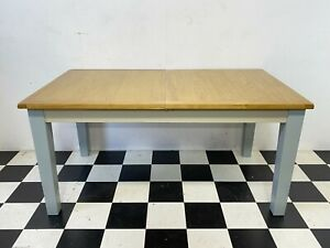 £500+ Hampshire large butterfly extending dining table 160-210 x 90cm - Delivery
