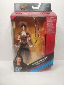 "DC Comics Multiverse Wonder Woman Menalippe Figure, 6"" New in Box"