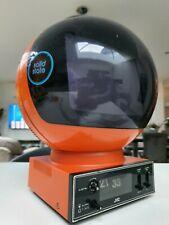 More details for vintage jvc videosphere clock radio