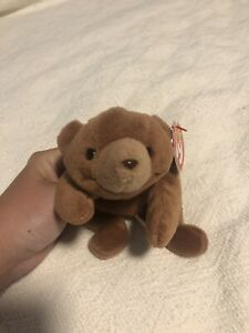 Cubbie The Bear Beanie Baby
