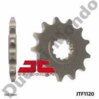 Front sprocket 13 tooth steel JT for Aprilia RS 50 99-05 MX 50 03-04 RX 50 98-06