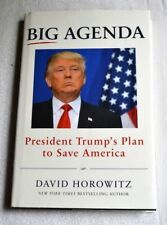 Big Agenda : President Trump's Plan to Save America by David Horowitz (2017, Har