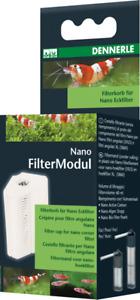 Dennerle 5845 Nano Filtermodul Filterkorb für Nano Eckfilter / Nano Eckfilter XL