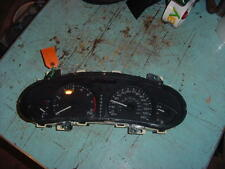 2000 02 OLDSMOBILE INTRIGUE DASH CLUSTER SPEEDOMETER OEM 10447099