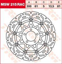 Bremsscheibe Kawasaki ZZR600 ZX600D Bj. 1990 TRW Lucas MSW215RAC