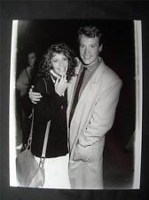 1986 Kate Capshaw Tate Donovan Candid Vintage Original Movie Photo A4