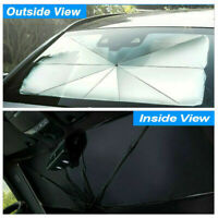 Car SUV Windshield Sunshade Front Window Cover Visor Sun Umbrella Shade Foldable