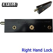 Enfield Garage Door Locks Bolts R/H Or L/H Singles High Security *NEW 2016 MK5*