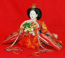 Doll displayed at Girls' Festival,Japanese noble woman clothes of 8-12 centuries