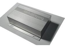 1pc 200*147*61mm High quality Electronic instrument metal box /Aluminum Box/DIY
