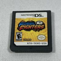 Fossil Fighters Authentic Nintendo DS Game Cartridge Tested Working