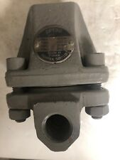 1/2 Inch Spirax Sarco BPT -30 Thermostatic Steam Trap Thread NPT PMO 435 Psig