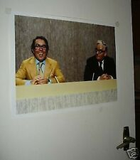 The Two Ronnies Ronnie Barker Colour Door Poster #1