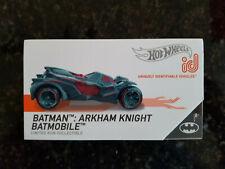 Hot Wheels id Limited Edition Batman Arkham Knight Batmobile - See Description