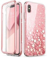 """i-Blason Cosmo Bling Full-Body Clear Case Cover For iPhone Xs Max 6.5"""" inch 2018"""
