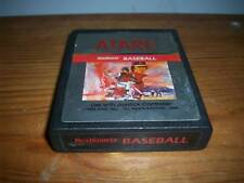 Realsports Baseball Atari 2600 Cleaned and Tested