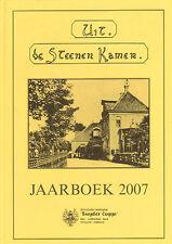 UIT DE STEENEN KAMER - JAARBOEK 2007 SUYDER COGGE